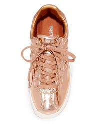 Tretorn - Multicolor Camden Ii Metallic Sneakers - Lyst
