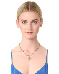 Gas Bijoux - Blue Gipsy Necklace - Lyst