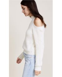 BB Dakota - White Jack By Mai Sweater - Lyst