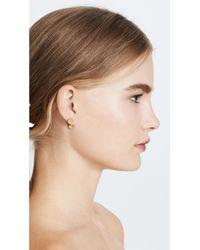 Kate Spade - Metallic Run Wild Bauble Stud Earrings - Lyst