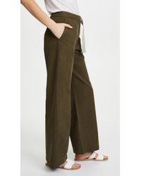 Suncoo - Green Jade Pants - Lyst