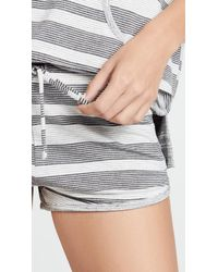 Honeydew Intimates - Gray Disco Chick Lounge Shorts - Lyst