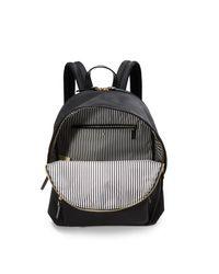 Kate Spade - Black Nylon Tech Backpack - Lyst