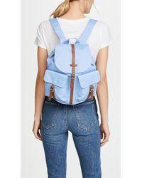 Herschel Supply Co. - Blue Dawson X Small Backpack - Lyst