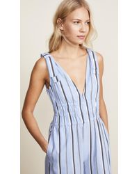 Red Carter - Blue Kelly Jumpsuit - Lyst
