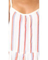 Lemlem - Natural Mamo Maxi Slip Dress - Lyst