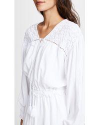 Steele - White Sierra Dress - Lyst