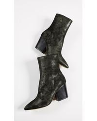 IRO - Black Ladilor Booties - Lyst