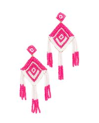 Deepa Gurnani - Pink Deepa By Julie Earrings - Lyst