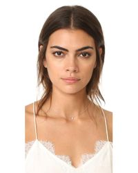 Ariel Gordon | Pink Close To My Heart Necklace | Lyst