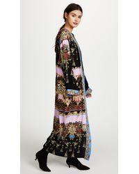 Free People - Purple Let's Dance Kimono - Lyst