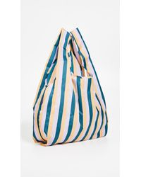 Baggu - Blue Standard Packable Bag Triple Set - Lyst