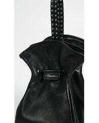 3.1 Phillip Lim - Black Mini Punching Bag - Lyst