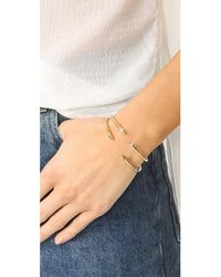 Vita Fede   Metallic Ultra Mini Titan Crystal Bracelet   Lyst