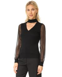 Ramy Brook | Black Ashley Knit | Lyst