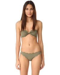 Marysia Swim | Green Antibes Bottoms | Lyst