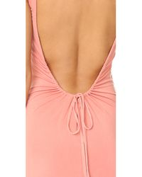 Young Fabulous & Broke - Pink Yfb Clothing Isabel Maxi Dress - Lyst