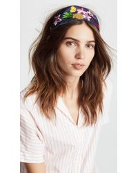 NAMJOSH - Multicolor Fruit & Flower Headband - Lyst