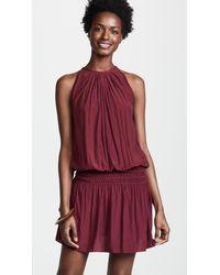 Ramy Brook - Red Paris Sleeveless Dress - Lyst