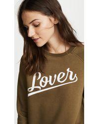 Rebecca Minkoff - Multicolor Lover Sweatshirt - Lyst