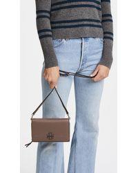 Tory Burch - Multicolor Mcgraw Flat Cross Body Bag - Lyst