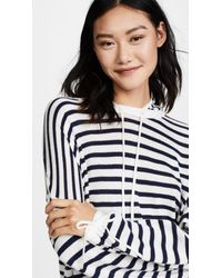 Splendid - Blue Seabound Sweater - Lyst