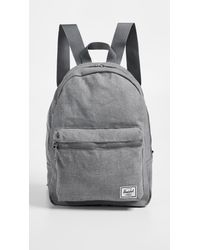 45adcf2d0204 Lyst - Herschel Supply Co. Cotton Casual Grove X-small Backpack in Gray