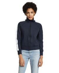 Citizens of Humanity - Blue Track Jacket - Lyst