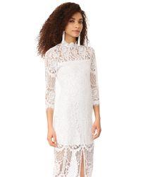 Yumi Kim - White Leading Lady Dress - Lyst