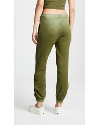 Cotton Citizen - Green Athletic Sweatpants - Lyst