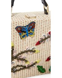 Alice + Olivia | Multicolor Insects Sydney Trunk Bag | Lyst