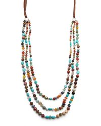 Chan Luu | Multicolor Kylie Necklace | Lyst