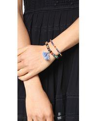 Chan Luu | Multicolor Go-to Tassel Bracelet | Lyst