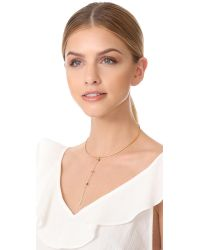 Chan Luu - Multicolor Drop Collar Necklace - Lyst