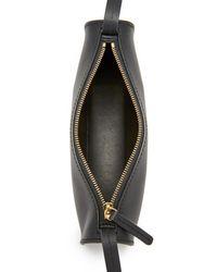 Cuero&Mør - Black Mini Cross Body Bag - Lyst