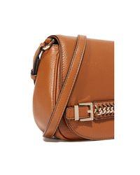 Diane von Furstenberg - Multicolor Iggy Saddle Bag - Lyst