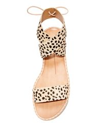 Dolce Vita - Multicolor Pomona Sandals - Lyst