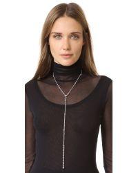 Eddie Borgo - Metallic Voyager Body Chain Necklace - Lyst