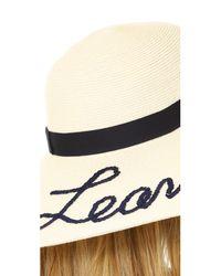 Eugenia Kim - White Bunny Hat - Lyst