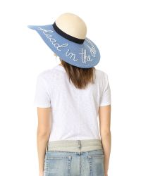 Eugenia Kim - Blue Bunny Hat - Lyst