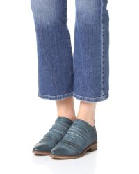 Free People - Blue Lost Valley Ankle Boot - Lyst