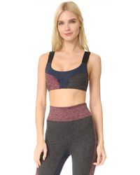 Free People | Multicolor Movement Color Blocked Dylan Sports Bra | Lyst
