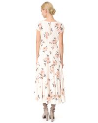 Free People - Multicolor All I Got Maxi Dress - Lyst