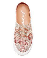 Free People | Multicolor Wynwood Slide Sneakers | Lyst