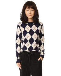Ganni | Multicolor Mercer Sweater | Lyst
