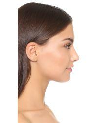 Gorjana | Metallic Ice Cream Cone Stud Earrings | Lyst