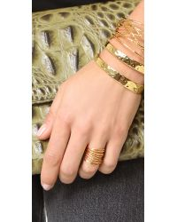 Gorjana - Metallic Lola Ring - Lyst