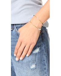 Gorjana - Metallic Power Gemstone Bracelet For Confidence - Lyst