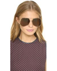 Grey Ant - Brown Megalast Sunglasses - Lyst