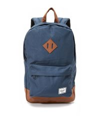 Herschel Supply Co. | Blue Heritage Mid Volume Backpack | Lyst
